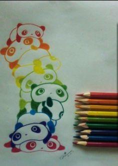 Love pandas!!