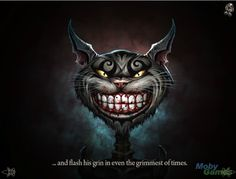 Alice: Madness Returns Browser Cheshire Cat