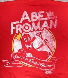 Abe Froman Sausage King of Chicago - Ferris Bueller's Day Off