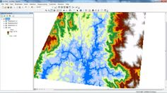 Flood inundation mapping in ArcGIS