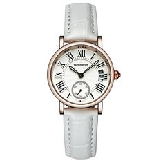 SANDA Trendy Quartz Watches Round Dial Roman Numeral Simple Leather Band Watches for Women is hot-sale, waterproof watches, bracelet watch, and more other cheap women watches are provided on NewChic. Fancy Watches, Rose Gold Watches, Quartz Watches, Guess Watches, Unusual Watches, Elegant Watches, Beautiful Watches, Swiss Army Watches, Waterproof Watch