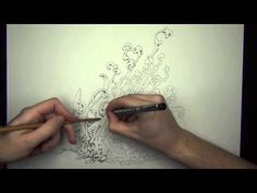 Drawing Dots and Lines (and a Letter to a Young Poet) - YouTube