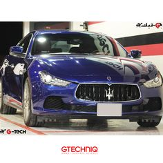 #Maserati Ghibli protected by Gtechniq and our stockist Gtech.  PROTECT THE THINGS YOU LOVE .إحمى كل ما تحب #abudhabi #gtechniq