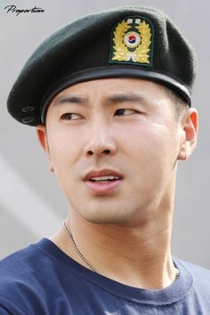 Yunho 2016 Jung Yunho, Korean Star, Military Service, Jaejoong, Great Leaders, Jyj, Tvxq, Captain Hat, Army