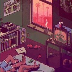 NxWorries the Remixes Alternate Cover by rhymezlikedimez Arte Dope, Dope Art, Arte Bob Marley, Art Amour, Dope Cartoon Art, Stoner Art, Cute Couple Art, Weed Art, Black Girl Art