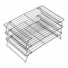 Wilton Advance® 3-Tier Cooling Grid - BedBathandBeyond.com