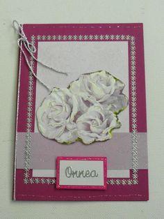 Kortti #75 / Greeting card by Miss Piggy