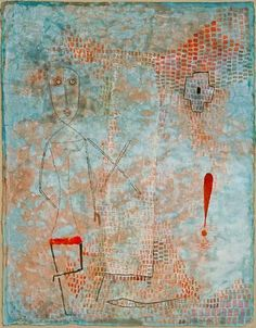 paul klee figures and faces - Google Search