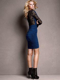 Lace-back Dress #VictoriasSecret http://www.victoriassecret.com/clothing/dresses/lace-back-dress?ProductID=68761=OLS?cm_mmc=pinterest-_-product-_-x-_-x