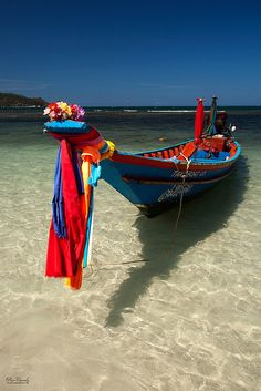˚Long tail Taxi boat -Thailand