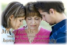 Do you have a calling to meet the needs of struggling homeschool families?   The Home School Foundation: Volunteer: Ambassador Program