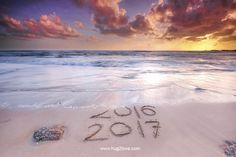 2017 Happy New Year Message, Sayings, Quotes & Wallpapers Happy New Year Pictures, Happy New Year 2016, Happy New Year Wishes, New Year 2017, New Year Greetings, Merry Christmas And Happy New Year, Happy New Year Wallpaper, Happy New Year Message, Beach Images