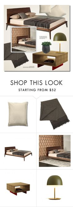 """Bedroom Decor"" by lovethesign-eu ❤ liked on Polyvore featuring interior, interiors, interior design, home, home decor, interior decorating, Elvang, bedroom, Home and bedroomdecor"