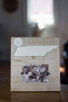 Tennessee State Picture Frame $37