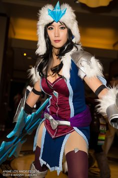 1000+ images about Cosplay Sivir on Pinterest | League of ...