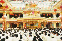 Puttaparthi    Prasanthi Nilayam  The Prasanthi Nilayam Ashram was established 40 years ago to provide a platform for the countless Sai Baba's devotees in India and abroad etc