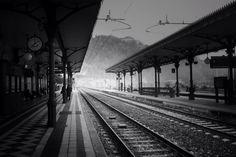 train station Italy