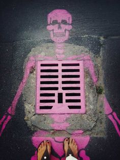 Street Art @ Paris, France