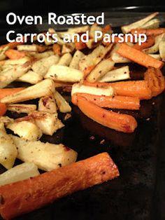 Root vegetables! Yum!