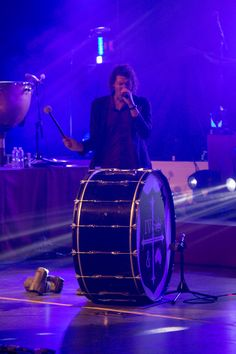 Luke from for KING & COUNTRY at the K-LOVE Christmas Tour in Indianapolis. #KLOVEChristmas #KLOVEIndy