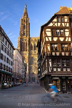 Strasbourg Alsace France Cathedral Photography Workshop