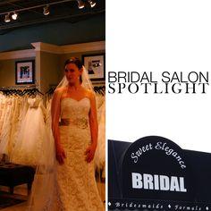 Elegance Boutique, Bridal Salon, Spotlight, Wedding Gowns, Salons, Dream Wedding, Passion, Bridesmaid, Formal Dresses