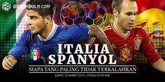 Head to Head Italia vs Spanyol: 06/03/14 | Spanyol 1 – 0 Italia 28/06/13 | Spanyol 0 – 0 Italia 02/07/12 | Spanyol 4 – [...]