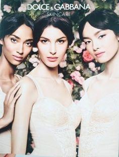 Dolce & Gabbana - Dolce & Gabbana Skincare 2014 by Sølve Sundsbø