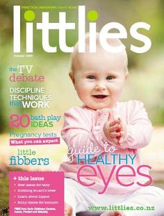 Littlies Parenting Magazine - October 2010