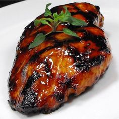 "Asian Grilled Chicken I ""This a keeper! Easy and really mouth wateringly good."""