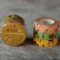 Find out why everyone's obsessed with washi tape! This wonderfully versatile decorative tape has a bit of stretch, and can be used in all sorts of craft projects. Each roll includes feet meters) of Mt Washi Tape, Masking Tape, Book Repair, Japanese Stationery, Decorative Tape, Retro Pattern, Birthday Party Invitations, Craft Projects, Decorate Letters