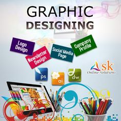 Ask Online Solutions is the one to stay with what it has promised. It is a committed firm to offer exceptionally outstanding quality graphic designs. #GraphicDesignCompany