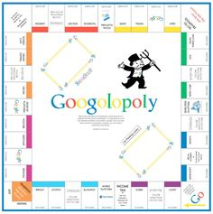 Googolopoly: Go to Deadpool,  Pay Your Lobbyists in Washington & More