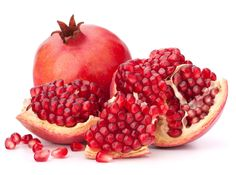 The miracle fruit pomegranate is native fruit in Asia. In the Bible and Greek mythology, Pomegranate is the food of the gods. Today the pomegranate grows Grenade Fruit, Testosterone Boosting Foods, Boost Testosterone, Cultura Judaica, Pomegranate Fruit, Pomegranate Extract, Learn Hebrew, C'est Bon, Caramelized Onions