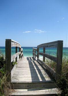 Seagrove Beach, Florida  i need a beach in my future....