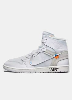 Here's Where You Can Shop The Off-White X Air Jordan 1
