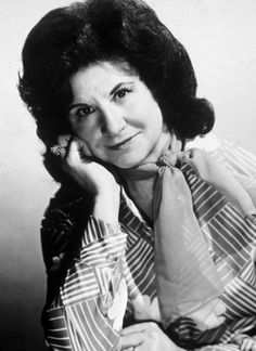 "Kitty Wells 7/16/12. Age 92 from stroke. ""It Wasnt God Who Made Honky Tonk Angels"""