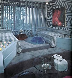 'Commercial images of home decor from the 1970s'