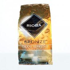 Кофе в зернах RIOBA BRONZE 1 кг