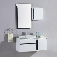 LANBOR 2014 Nueva prueba de agua mueble de baño de madera de alta lacado…