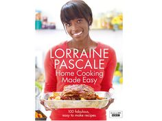 Lorraine makes Home Cooking Easy in her new book | News | Lorraine Pascale