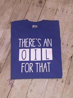 Perfect tee to show your love for oils and all they do to help up!! Tees are made on unisex cotton tees. Design and shirt Color can be changed to match your personality!  All items are made custom to your request. Due to this nature, refunds, exchanges, and cancellations are not accepted. Please ask all questions before purchasing.