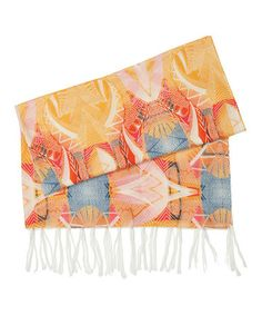 Take a look at this Natural Millstream Merino Wool Sarong by EMU Australia on #zulily today! $35 !!