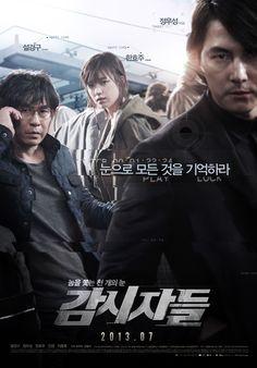 cold eyes= byung-ok kim