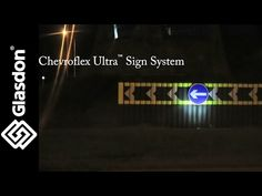 Sign System, Sign Lighting, Markers, Chevron, Posts, Signs, Board, Youtube, Marker