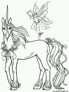 Phee McFaddell Artist like this one very much free coloring page