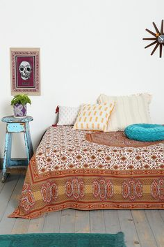 Magical Thinking Sunshine Border Tapestry #urbanoutfitters