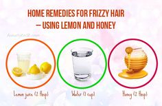 14 Best Natural Home Remedies For Frizzy Hair