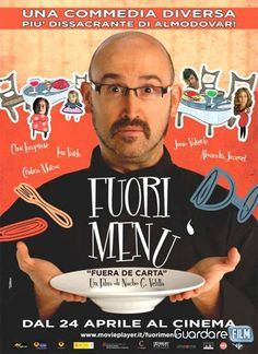 Fuori menu' (2008) in streaming