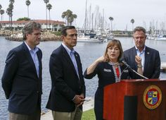 One of California's best-known Republicans is backing Democrat Loretta Sanchez for Senate. Here's why